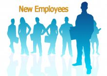 New Employee graphic