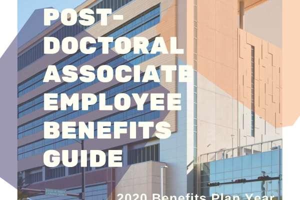 2020 Post Doc Associate